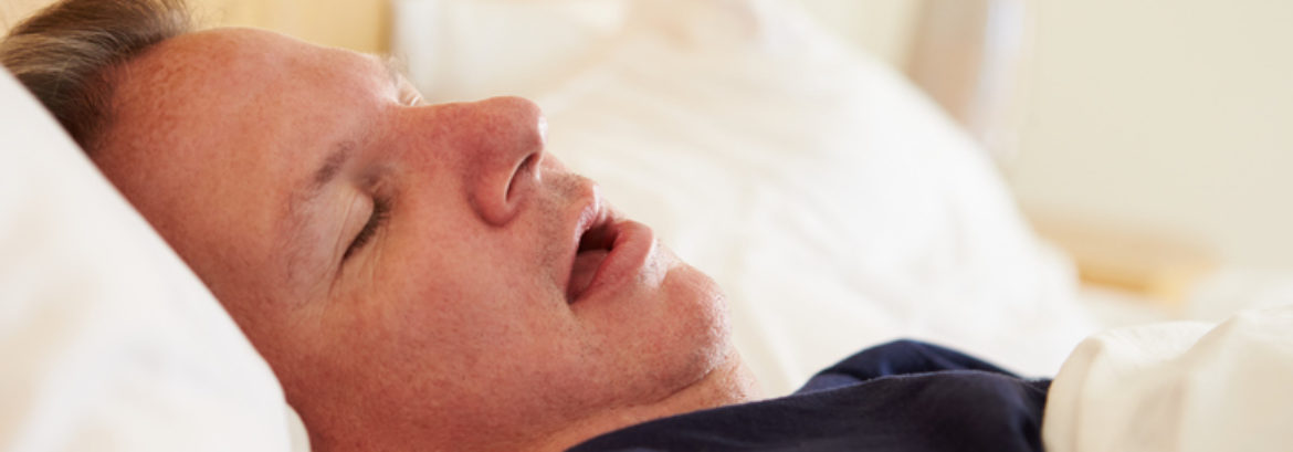 Mouth Breathing During Sleep Increases Risk of Decay